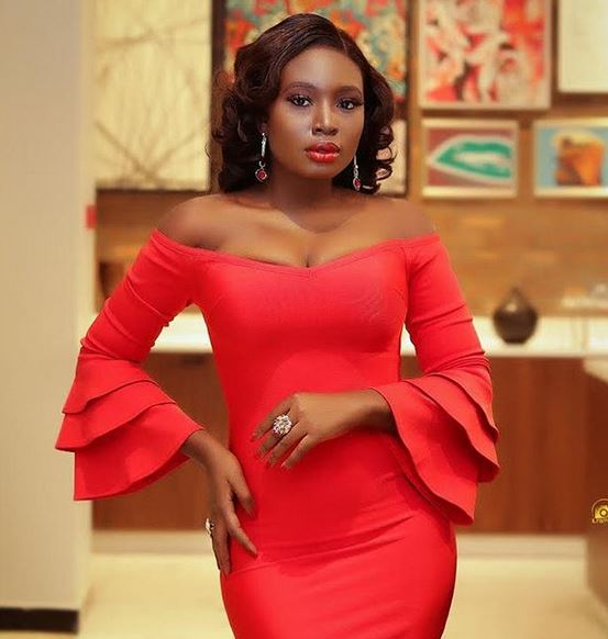 Nollywood Actress, Rechael Okonkwo Marks Her Birthday With